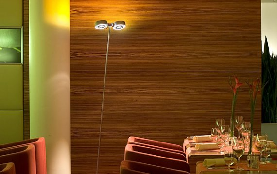 Awesome Occhio Sento Terra Floor Lamp