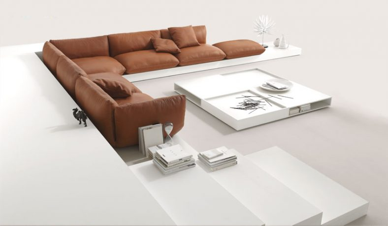 Biege Sofa Sets by COR