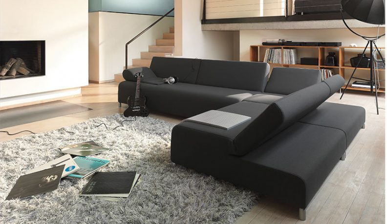 Dark Sofa Sets by COR