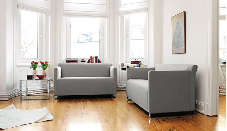 Grey Sofa Sets by COR