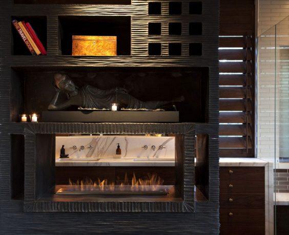 Heater Room Hillside House