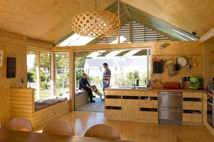Kitchen of Shoal Bay House