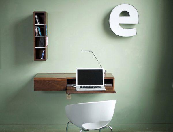 Ledge Design Computer Desk