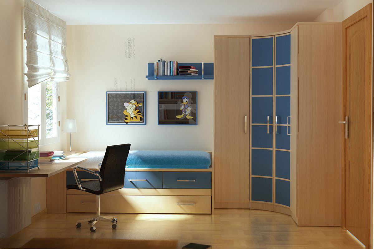 Simple Kids Room Design My Home Deco Mag