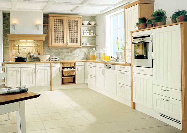 White Kitchens by Schueller