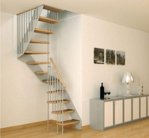 Aluminum Stairs Design Ideas