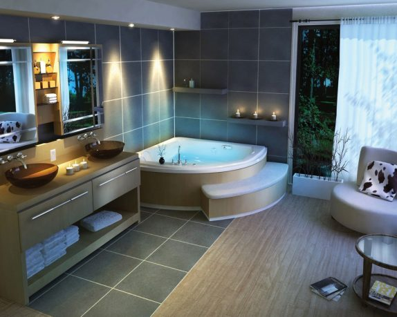 Awesome and Luxurious Bathroom Design Ideas by Pearl Baths