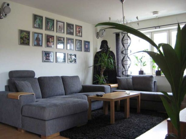 Beautiful Living Room Tv Setup