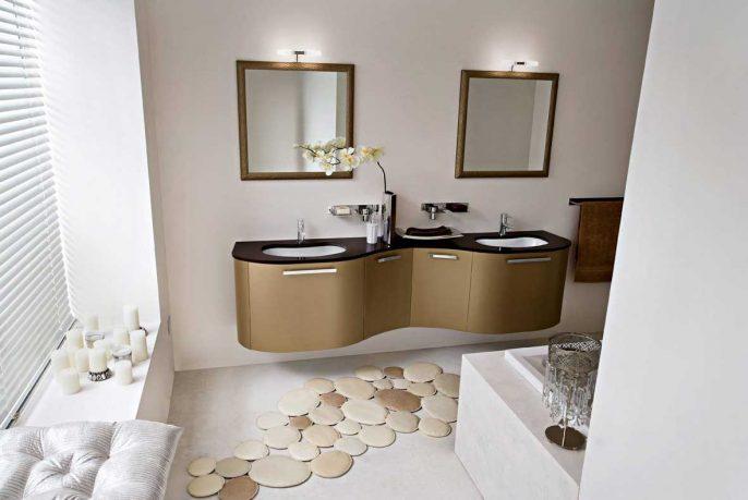 Best Fancy Bathroom with Rugs