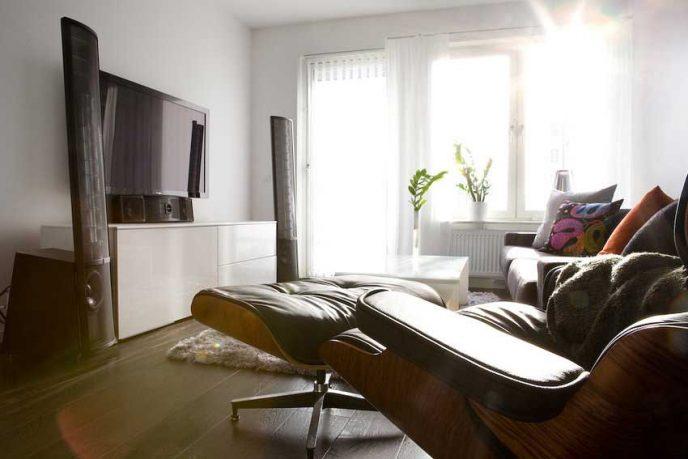 Comfort Living Room Tv Setup