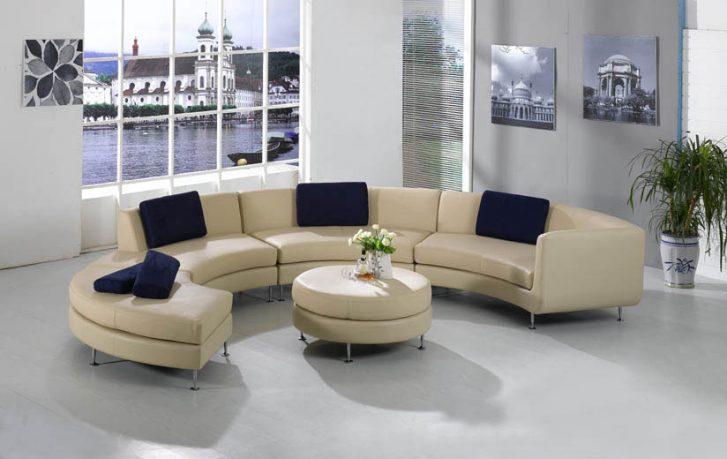 Contemporary Sectional Sofa 2011