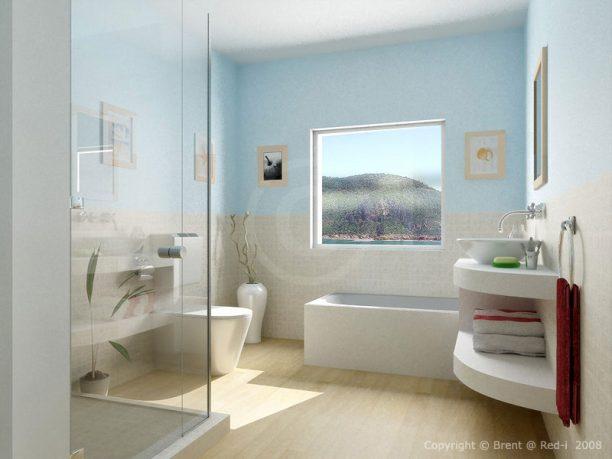 Cool Bathroom by Voodoo Butta