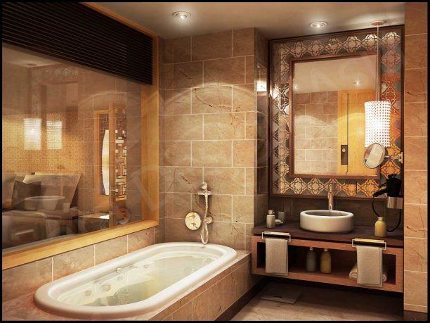 Exotic Bathroom Yangzhou by Danur 78