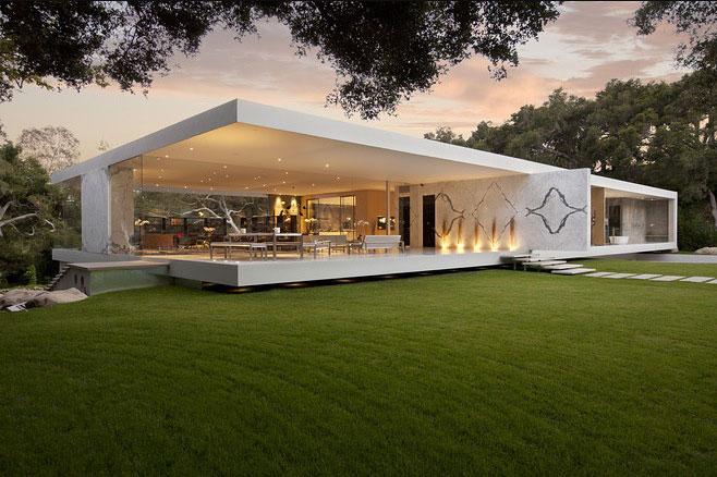 Luxury House Design Ideas Glass Pavilion