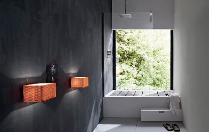 Modern Bathroom Forest Views Designs Ideas from Rexa