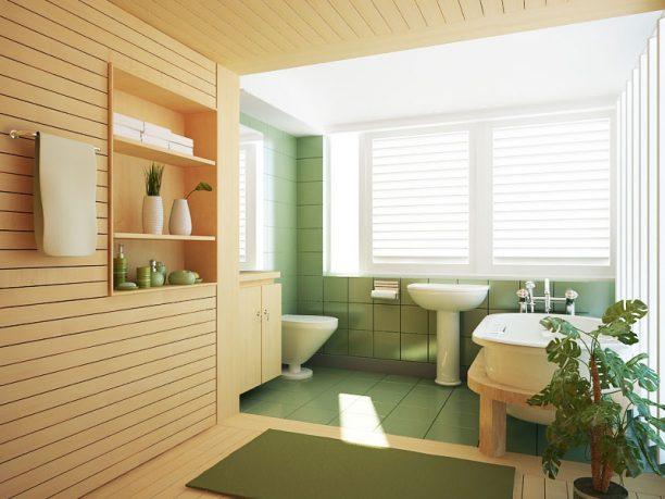 Modern Bathroom by Jinkazamah
