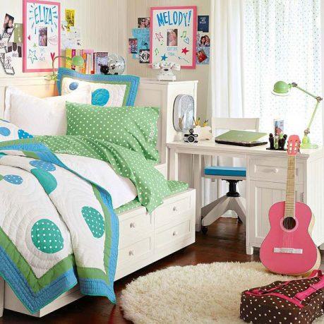 Music Lovers Dorm Room 2011