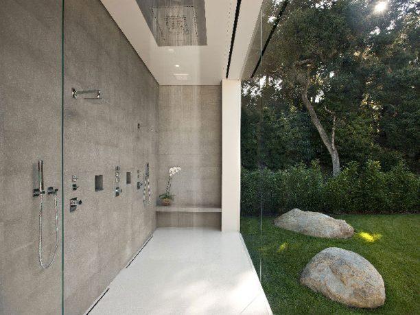 Shining Bathroom Shot Glass Pavilion