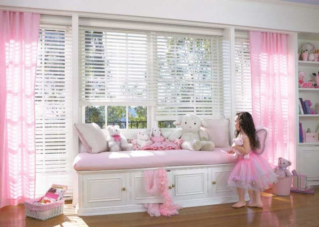 Sweet Candy Bear Pink Bedroom