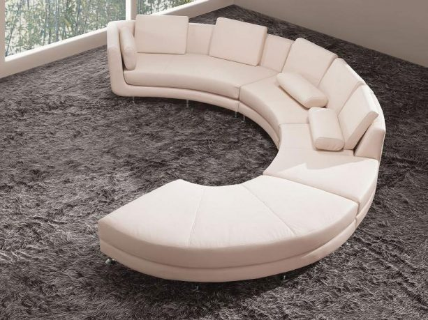 Ultra Modern Sectional Sofa