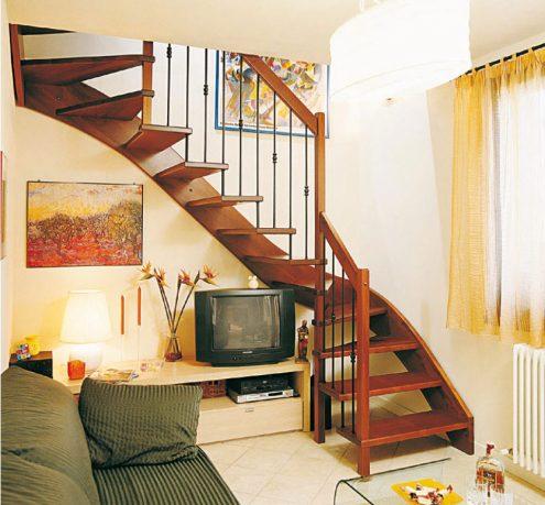 Wooden Stairs Design Ideas