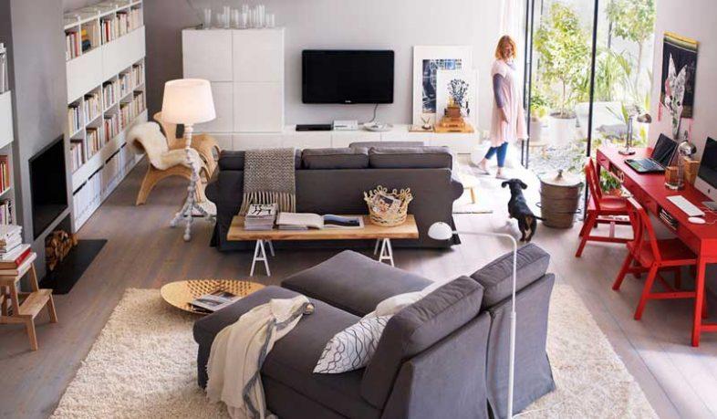 Best Design Living Room IKEA 2011