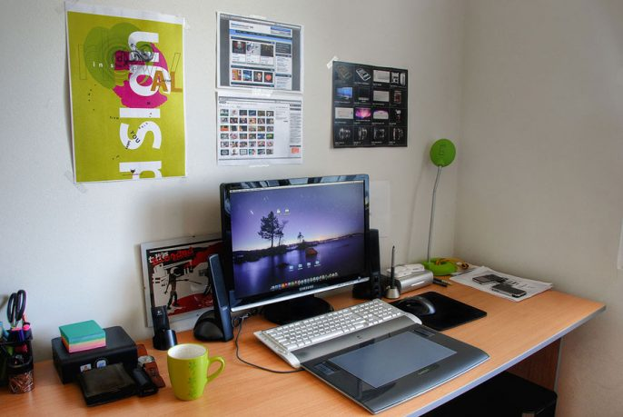 Designer PC Setups Ideas