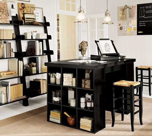 Home Storage Black Boxes Design