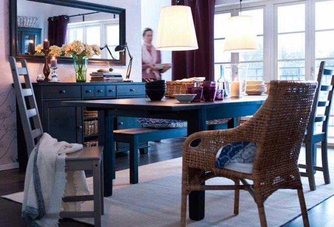 IKEA Classic Dining Room Design 2011