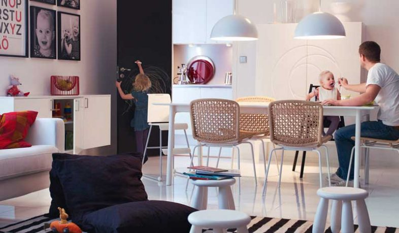 IKEA Family Dining Room Design 2011