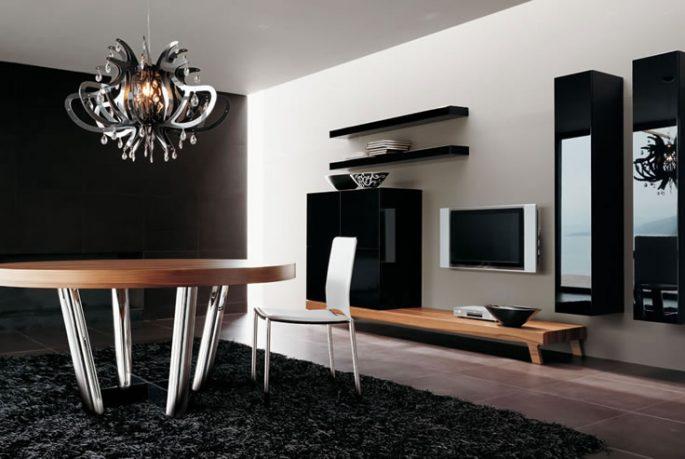 Italian Style Wall Unit Living Room Ideas