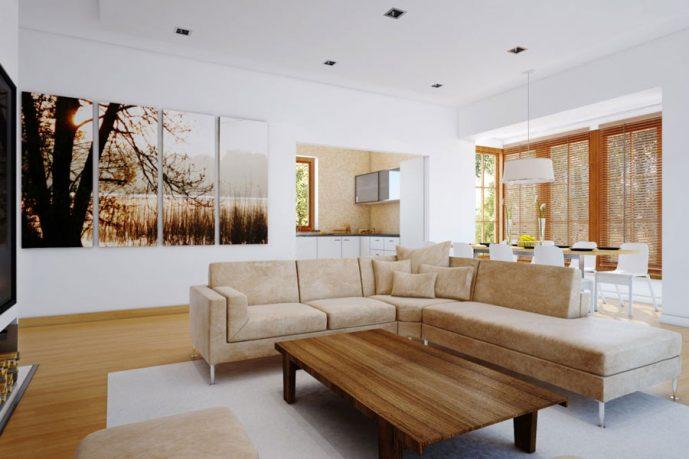 Living Room Art Portrait Wall Decoration