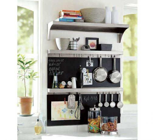 Modern Home Kitchen Storage Organization