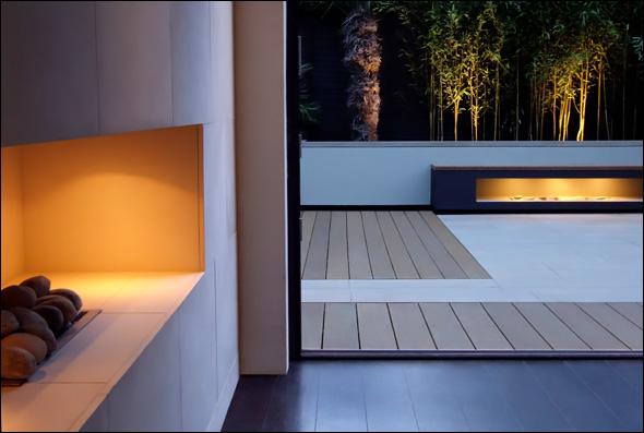 Modern Roof and Garden Landscape Design Ideas