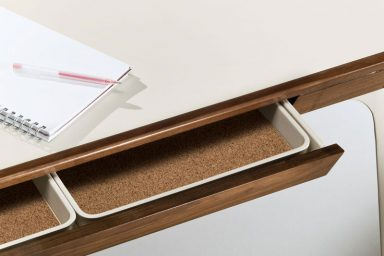 Modern Work Desk Drawer Details