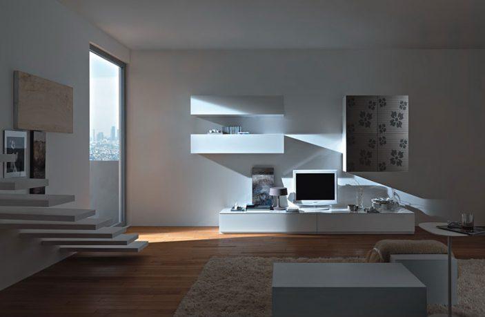 Modern and Minimalist Wall Unit Inspirations