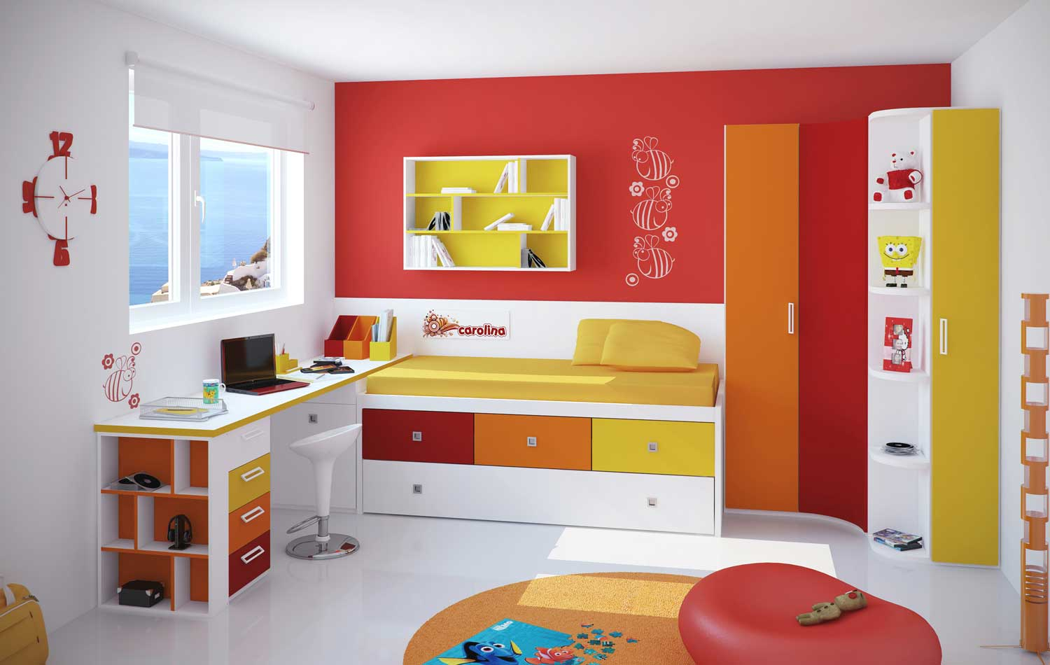 Modern Artistic Small Cozy Rooms For Kids Bedroom Design Ideas My Home Deco Mag