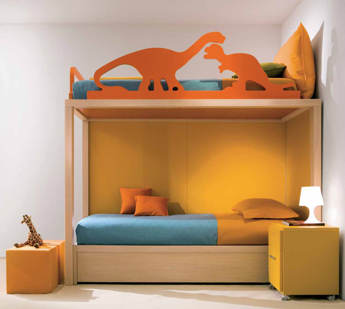 Modern And Cool Bedroom Design Ideas For Two Children Bedroom Design Ideas My Home Deco Mag