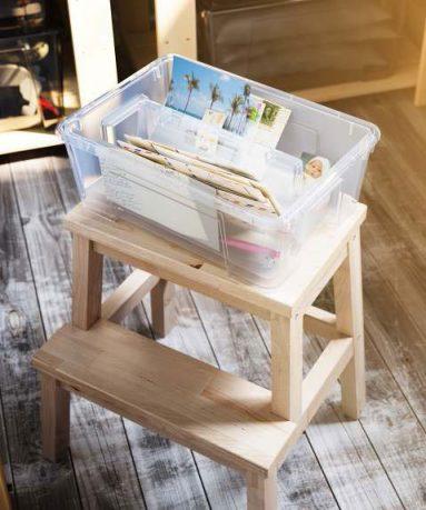 IKEA Plastic Storage Design Ideas