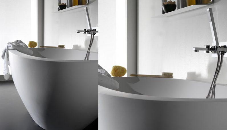 Modern and Beutiful Pure White Bathtub Inspirations