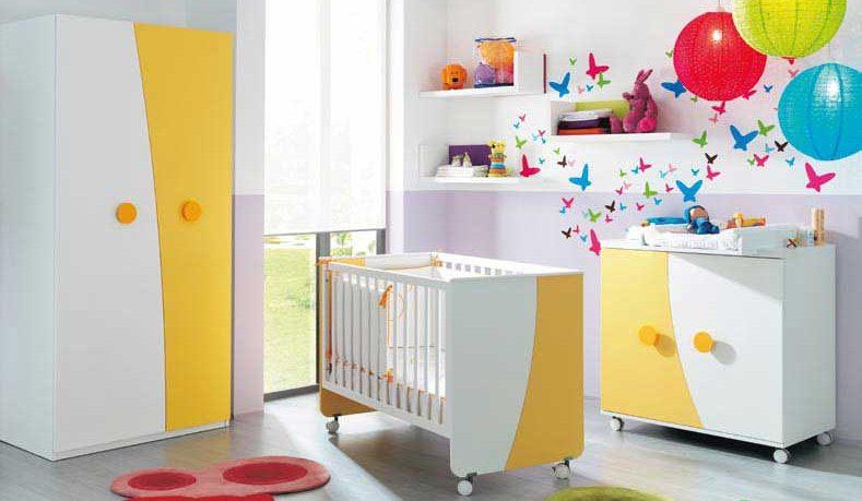 New Baby Nursery Furniture from Kibuc
