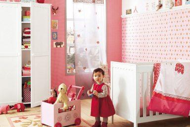 Baby Nursery Pink Room Ideas