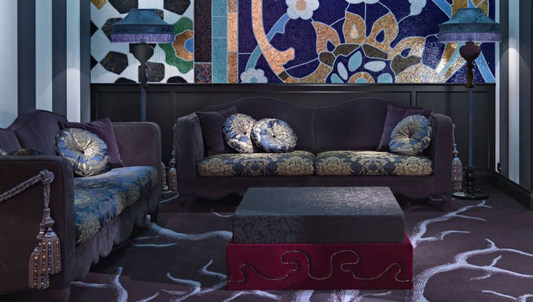 Luxurious Living Room Furniture Inspirations