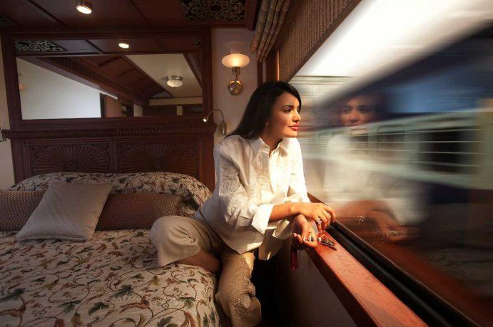 Luxury Design Train Bedroom