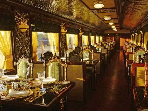 Luxury Dining Room Interior