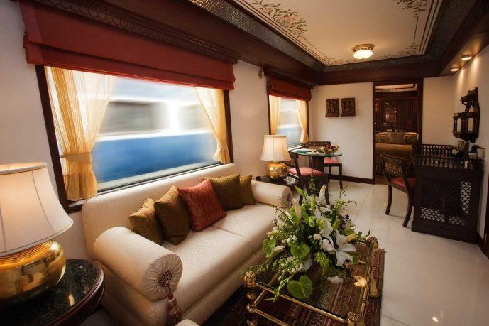 Luxury Sofa and Interior