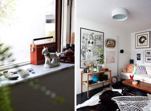 Modern Urban Room Apartmen Design Ideas