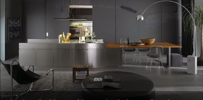 Modern and Smart Kkitchens by Arclinea