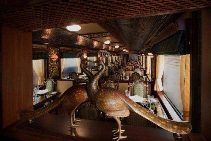 Peacocks Interior Decorations