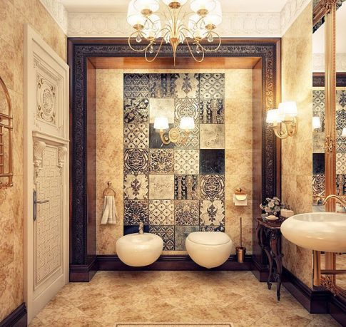 Luxurious Feature Wall Design Inspirations